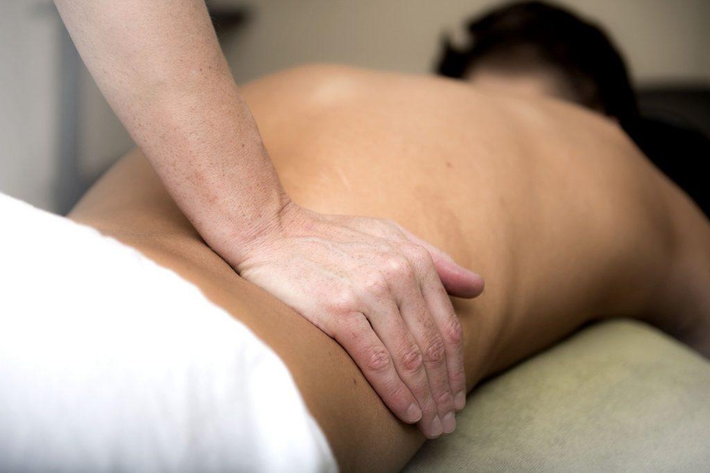 Olie combinatie massage