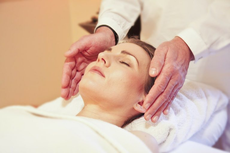 Anti-migraine Massage